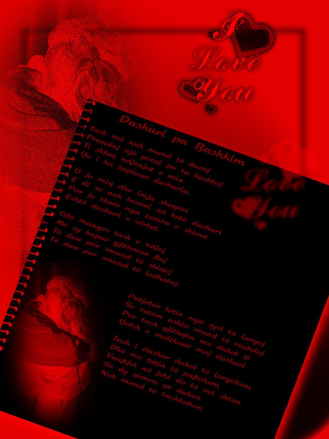 c383c7c5491c3 Foto me poezi dashurie 2012