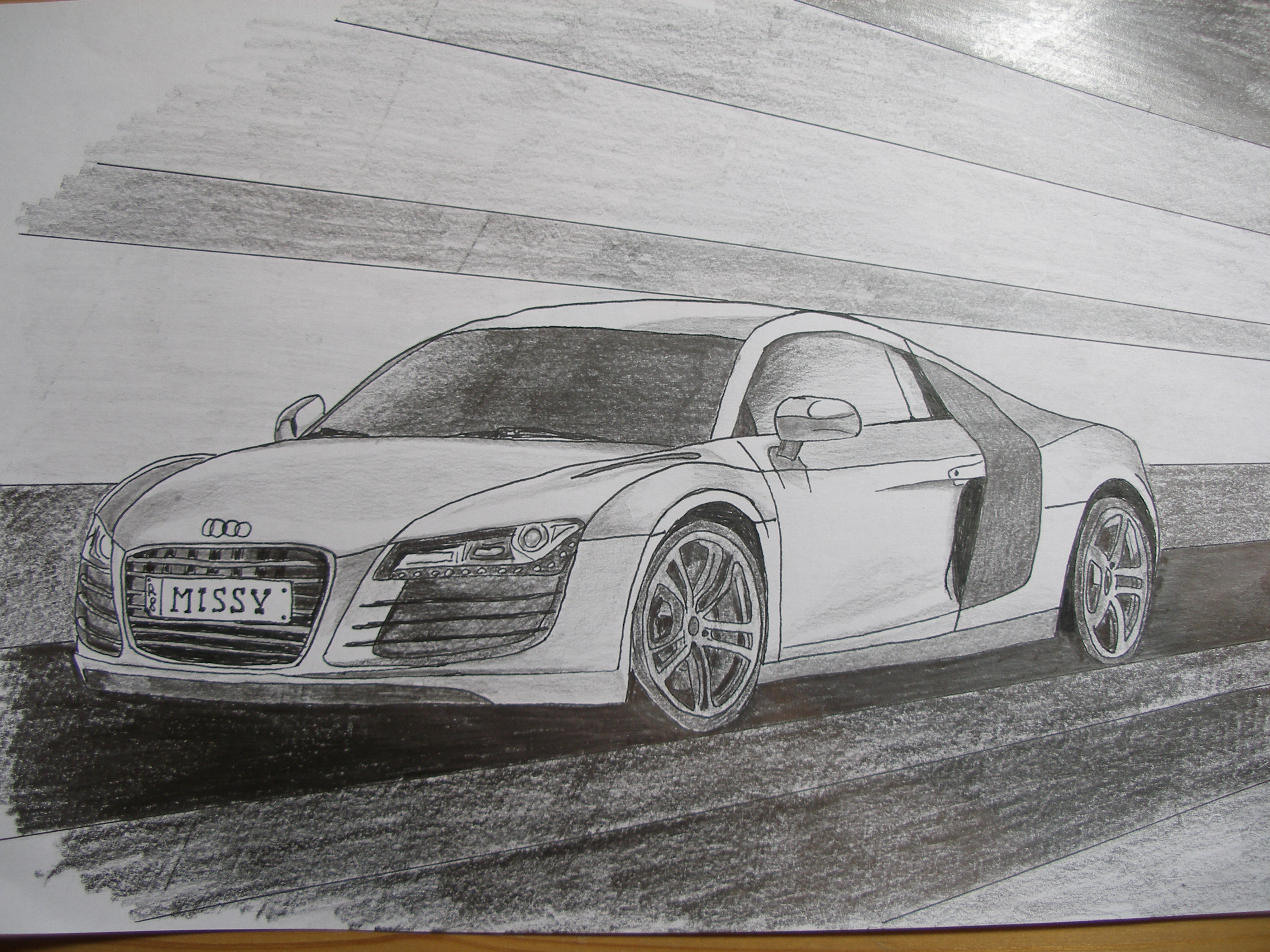 wenn ich ein Auto wu00e4r.... - Allgemeines, bunt gemischtes Allerlei - genial zeichnen lernen