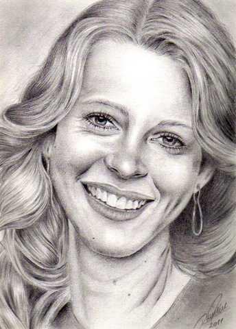 haare zeichnen gesichter köpfe portrait genial