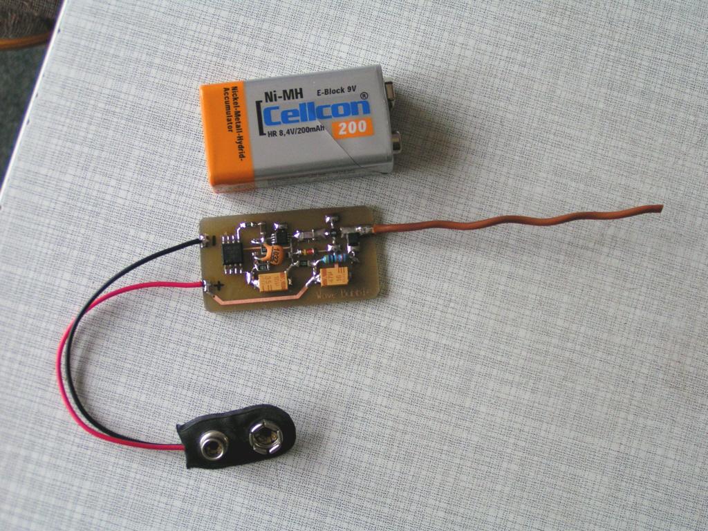 Подавитель сотовой связи GSM-900.